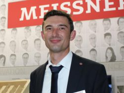 Foto: Andreas Pedure, Key Account Manager, Meissner