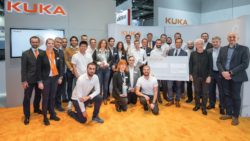 © KUKA Innovation Award 2019